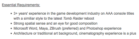 Tomb Raider Sequel Rumor - Gamers Heroes