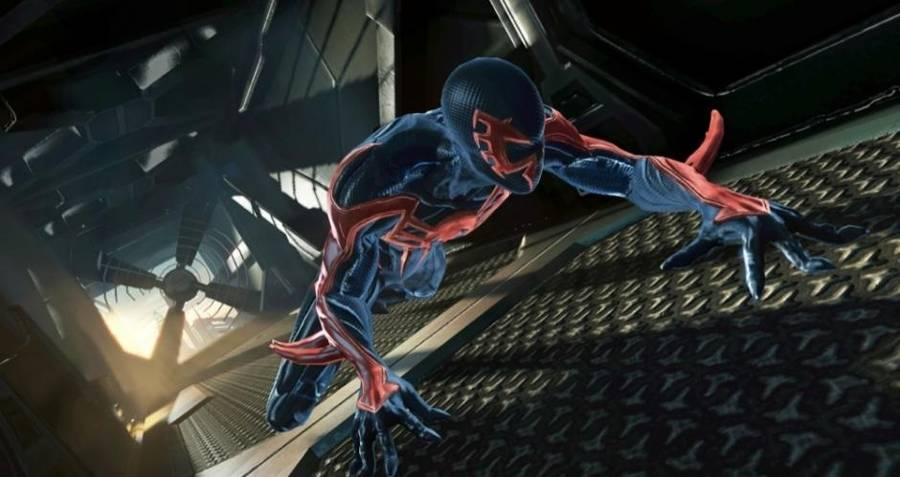 Spider-Man 2099 Outift