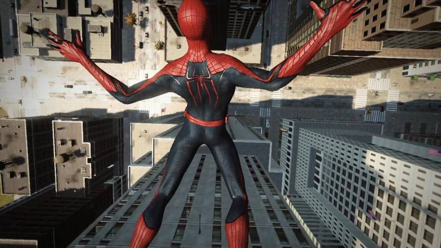 The Amazing Spider-Man Suit