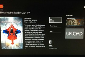 The Amazing Spider-Man 2 On Xbox One Store For Release Today (4/29/2014)