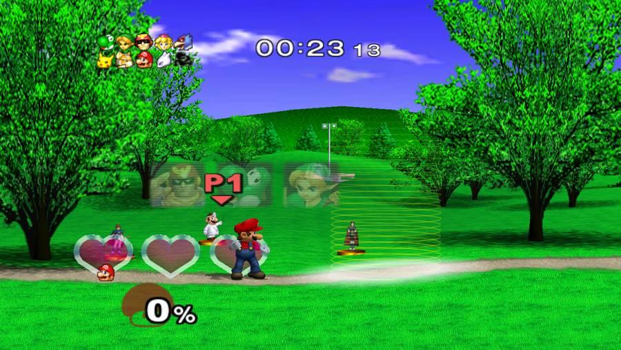 Mario and Max Hearts