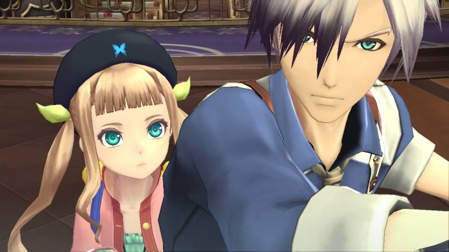 Ludger and Ella