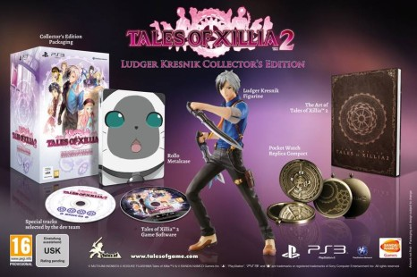 Tales Of Xillia 2 Gets Western Release Date And A Collectors Edition