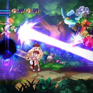 Battle Princess of Arcadias Preview