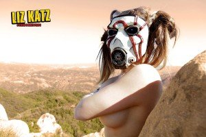 Cosplay Wednesday – Borderlands' Psycho