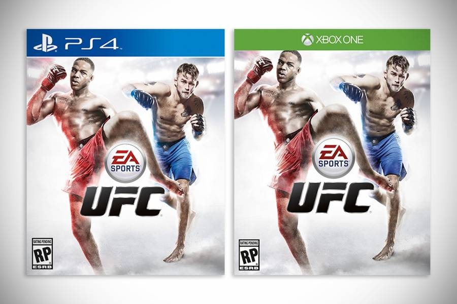 EA Sports UFC Play As Royce Gracie!