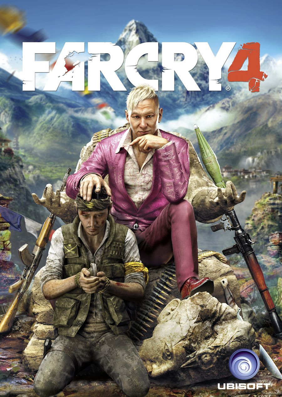 Far Cry 4 Game Play Screenshot