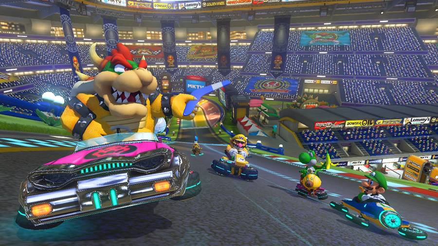 Mario Kart 8 Character List And To Unlock All Characters
