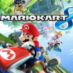 Mario Kart 8 Item List