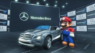Mario Kart 8 Mercedes GLA (1)