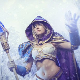 Cosplay Wednesday – Warcraft's Jaina Proudmoore