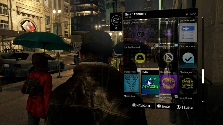 Watch Dogs Sniper Rifles