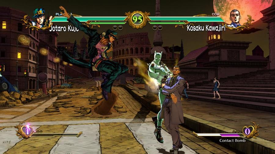JoJo's Bizarre Adventure All Star Battle Review - Gamers Heroes