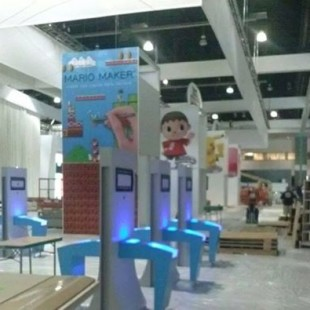 Mario Maker Spotted at E3