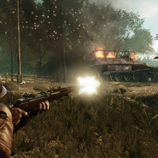 Enemy Front Now Available On PlayStation 3, Xbox 360 & PC