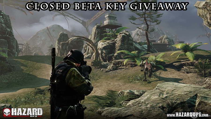 Hazard Ops Closed Beta Key Giveaway
