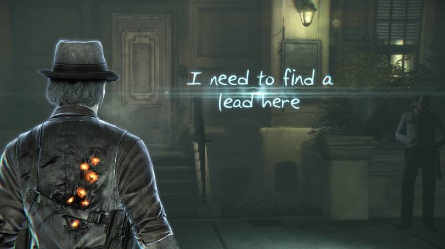 Murdered Soul Suspect Cemetery Case