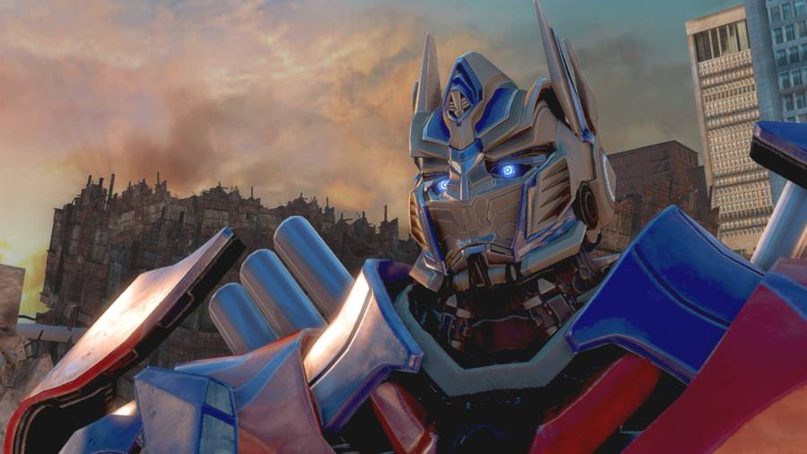 Transformers Quick Gear Boxes