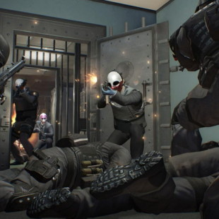 PayDay 2 CrimeWave Heading To Next-Generation Consoles