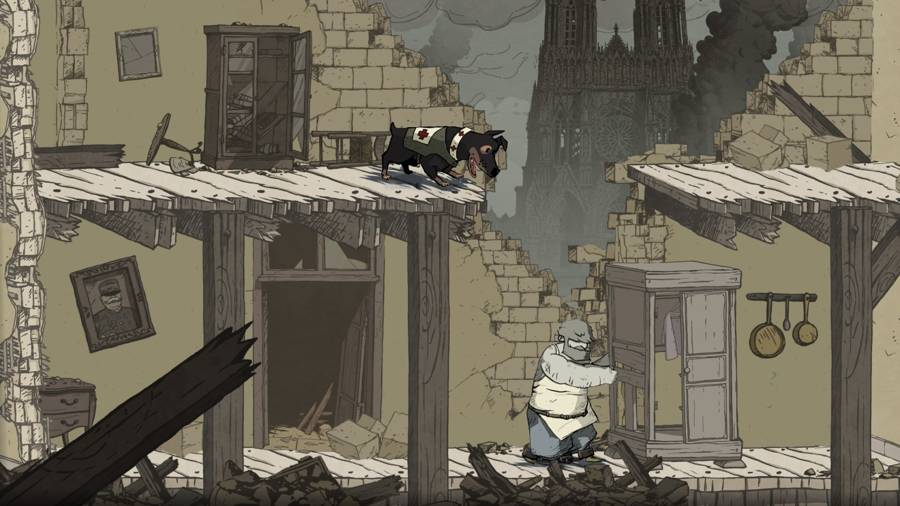 Valiant Hearts: The Great War Emile