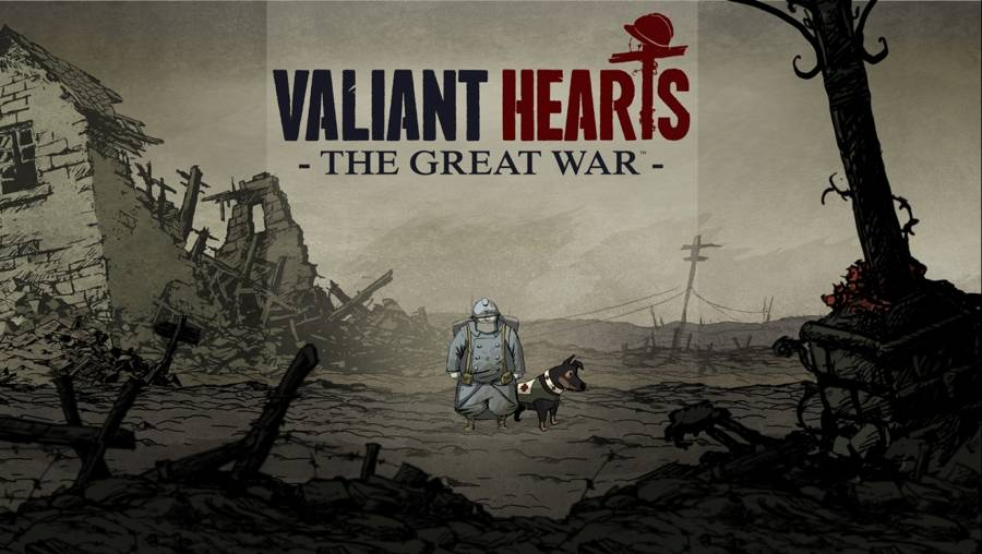Valiant Hearts The Great War: Chapter 1 Ypres Guide