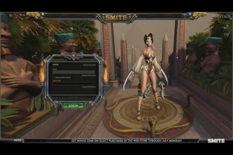 SMITE Patch Preview Peek – Egyptian God Assassin Arriving Next Week