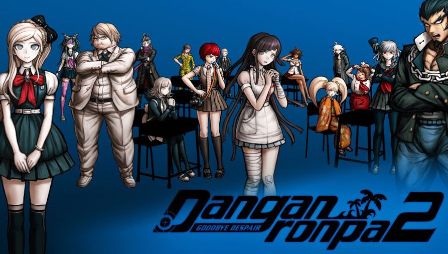 Danganronpa 2 Goodbye Despair Gamers Heroes