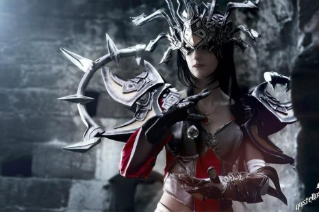 Cosplay Wednesday – Diablo 3′s Wizard Archon Armor