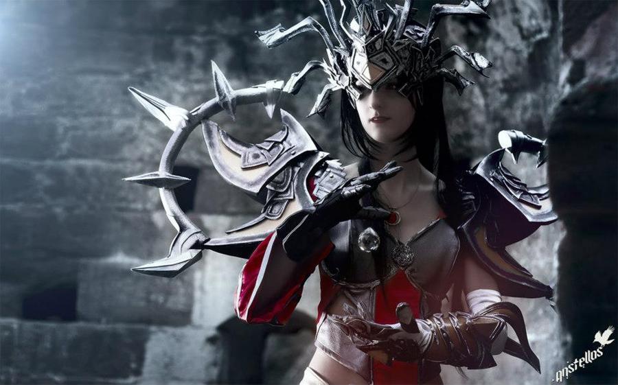 Diablo III Archon Armor Cosplay - Gamers Heroes