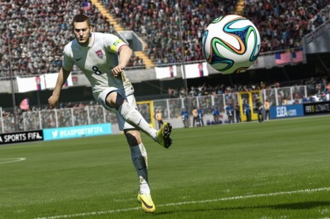 FIFA 15 Demo Teams Revealed