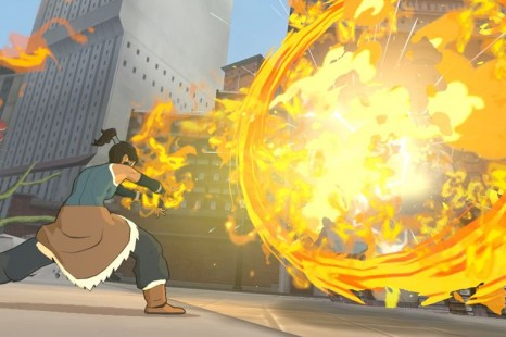 The Legend of Korra Pro-Bends New Screens