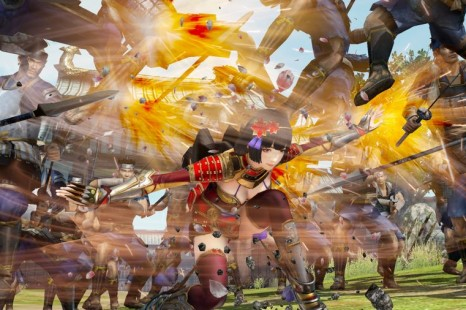 Samurai Warriors 4 Images Show Off New Modes and Characters
