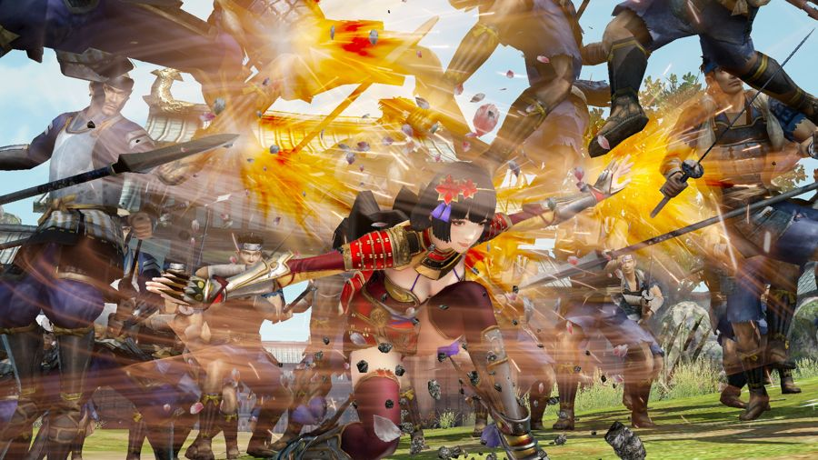 Samurai Warriors 4 - Gamers Heroes