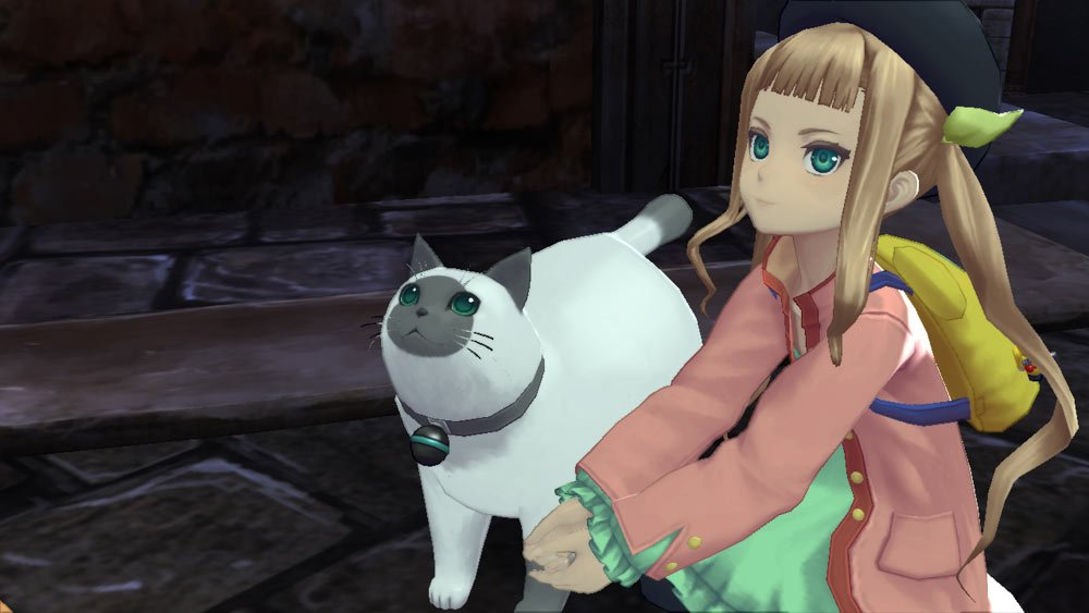 Tales Of Xillia 2 Kitty Sightings