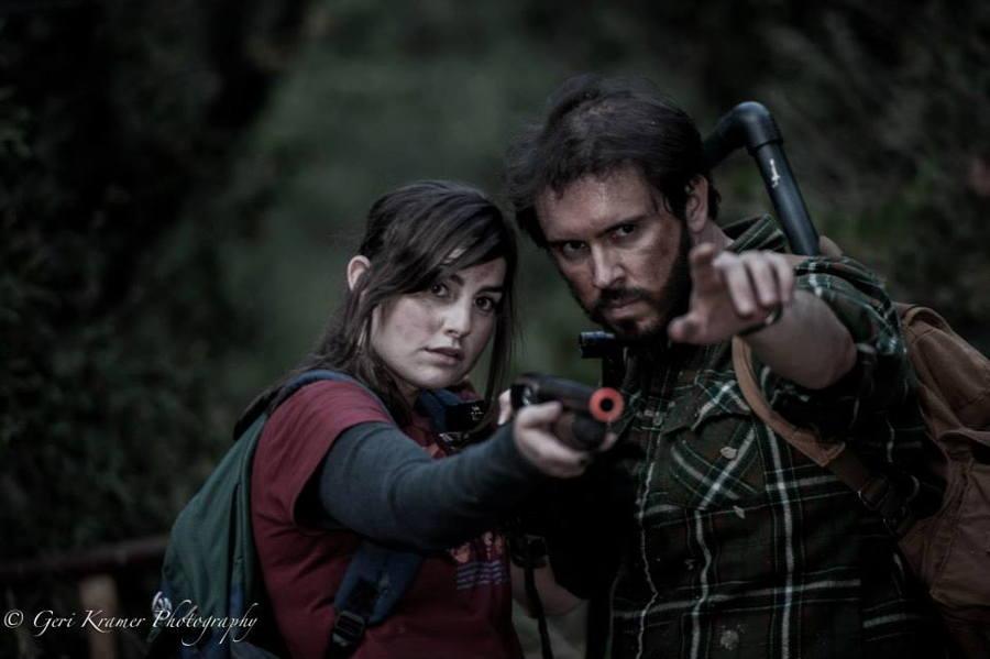The Last of Us Cosplay Gamers Heroes