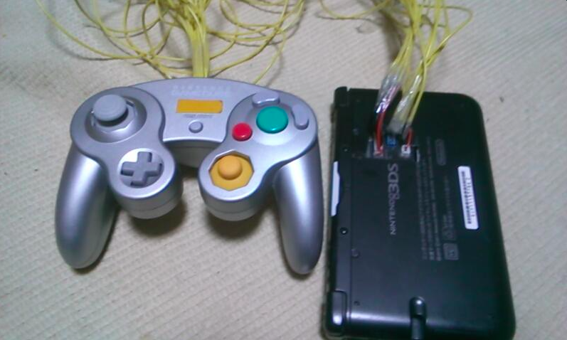 Smash Fan Adds Gamecube Controller Support to 3DS