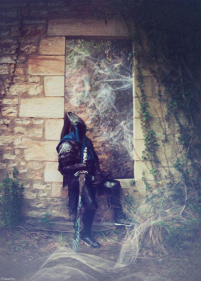Dark Souls Artorias Cosplay - Gamers Heroes (2)