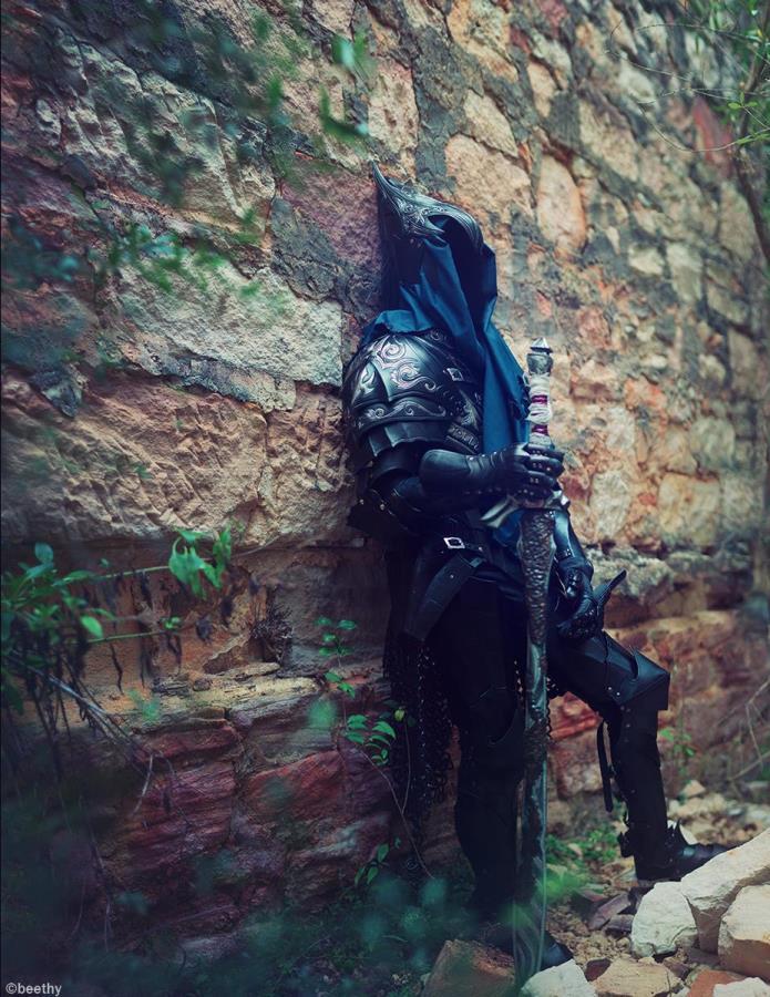 Dark Souls Artorias Cosplay - Gamers Heroes (3)