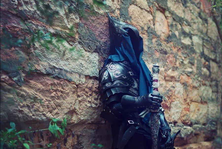 Dark Souls Artorias Cosplay - Gamers Heroes