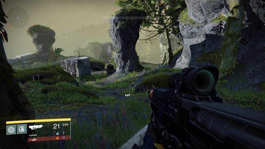 Desinty Vault Of Glass Spawn Point 1