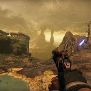 Destiny Guide: Venus Golden Chest Locations