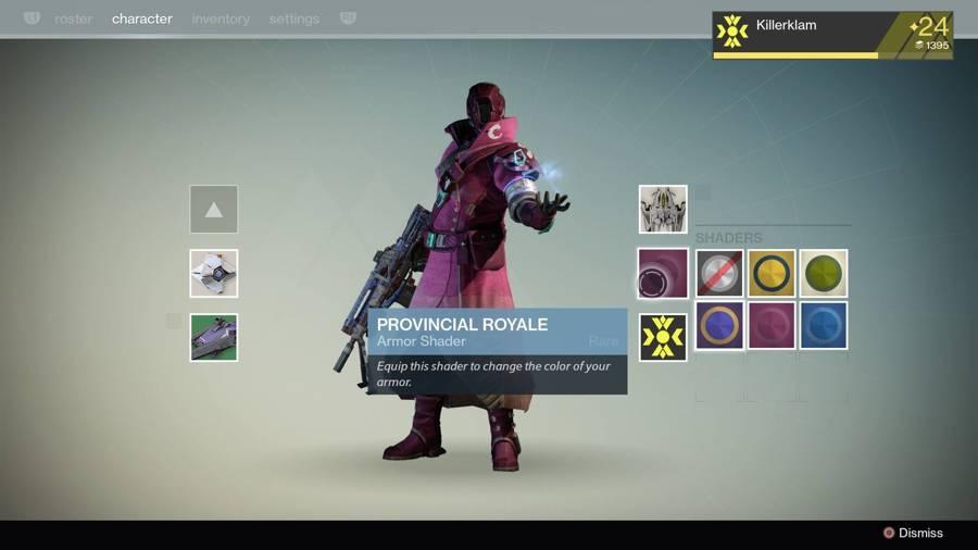 Destiny Provincal Royale Shader