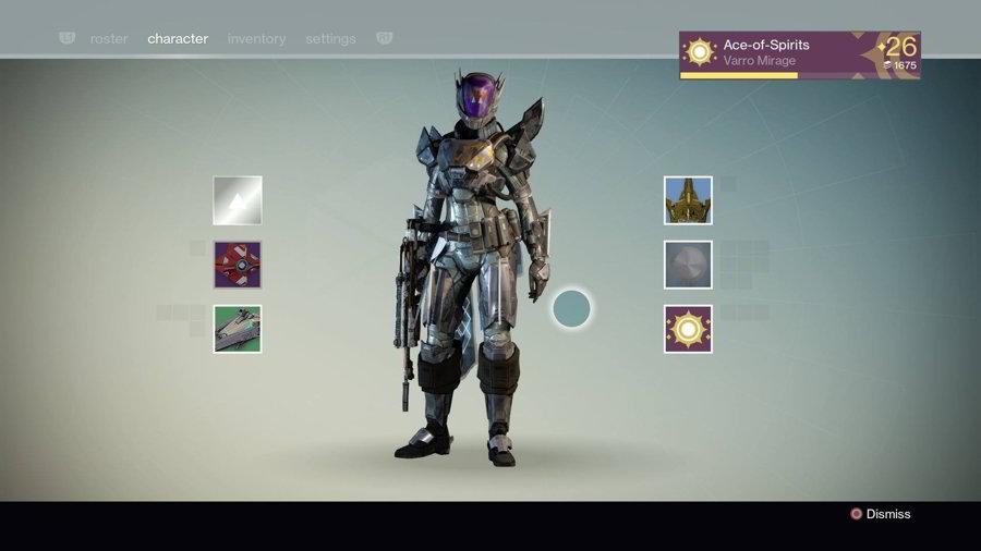 Destiny Shader Thunderdevil