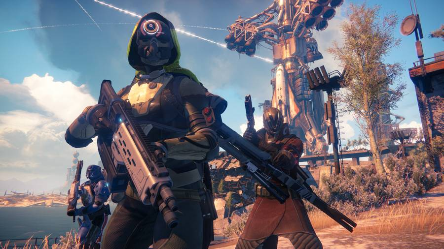 Destiny Guide: Venus Golden Chest Locations