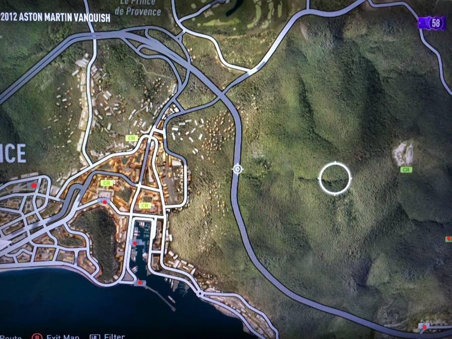 Forza Horizon 2 Treasure Map 3