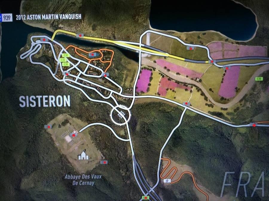 Forza Horizon 2 Treasure Map 7