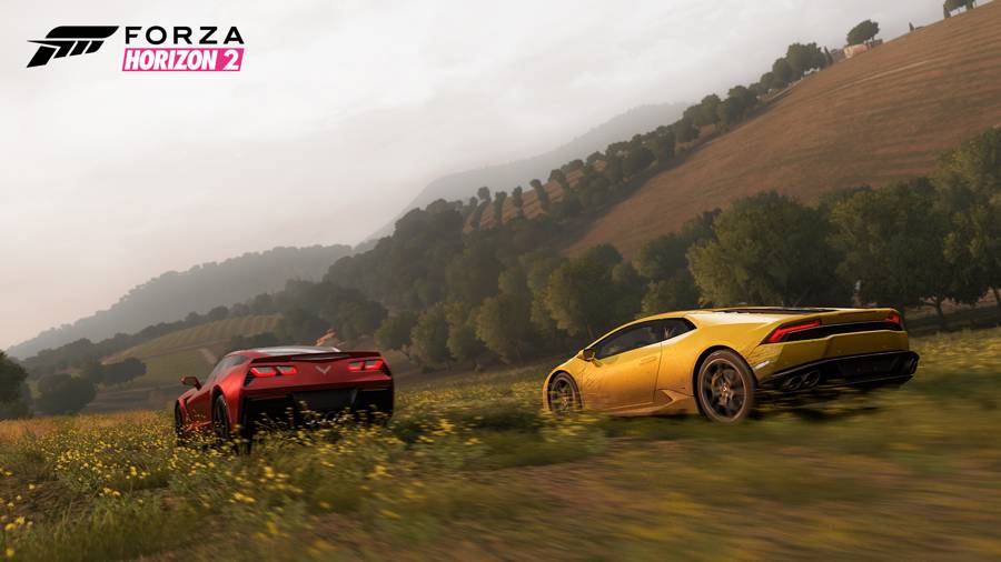 Forza Horizon 2 Full Treasure Map