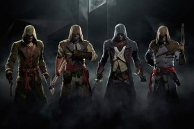 David Attenborough, Morgan Freeman & Arnold Schwarzenegger In Assassin's Creed Unity…Well, Kinda