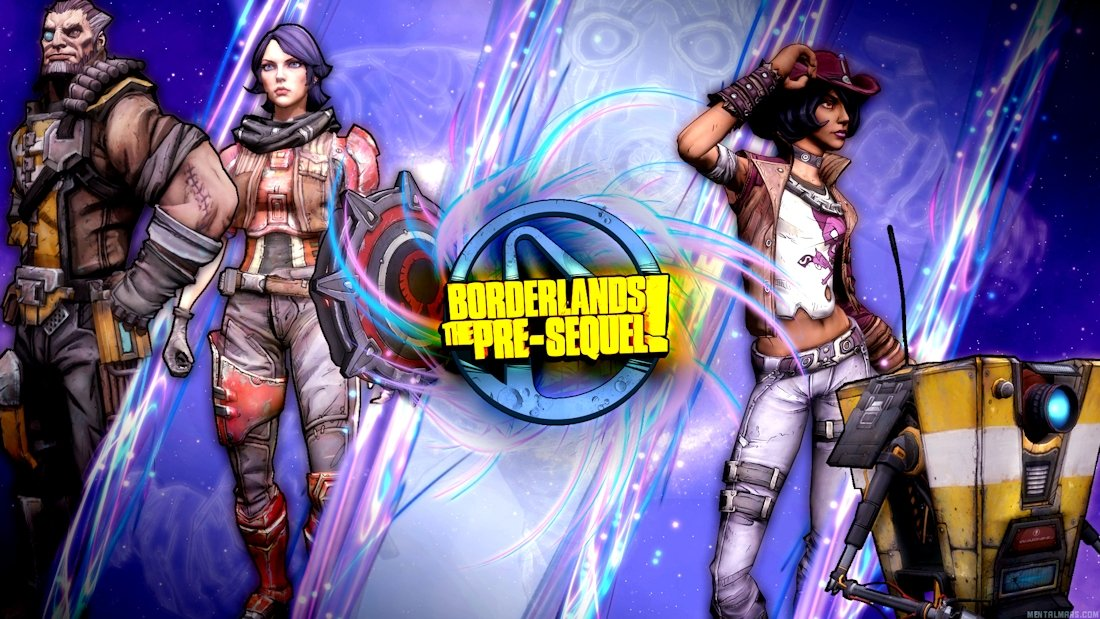 Pre Sequel Characters