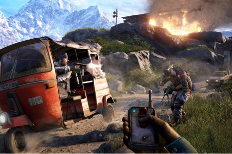 Far Cry 4 Weapons Trailer Shows How To Kick Ass